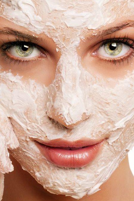 Máscara caseiras para peles secas