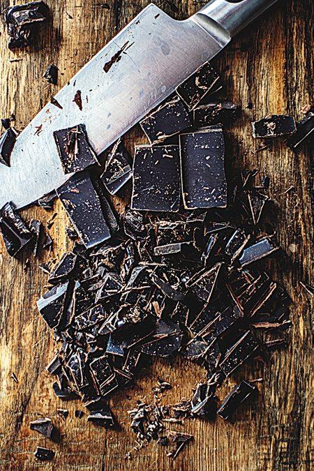 Chocolate preto: amigo ou inimigo?