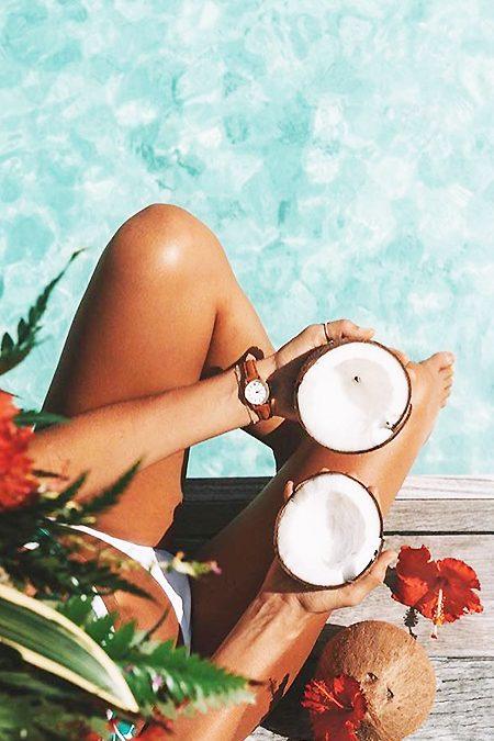 Coco, a fruta multifacetada