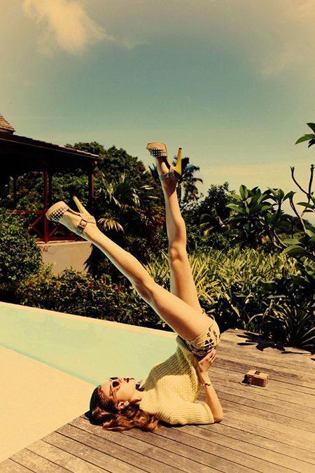 Exercícios para fazer nas férias