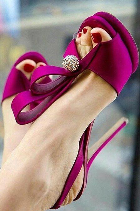 Mime os seus pés!