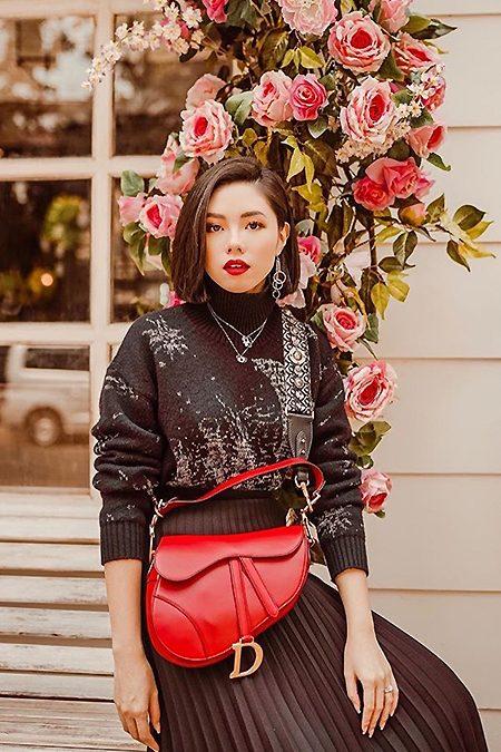 Para tudo: a Saddle Bag da Dior está de volta!
