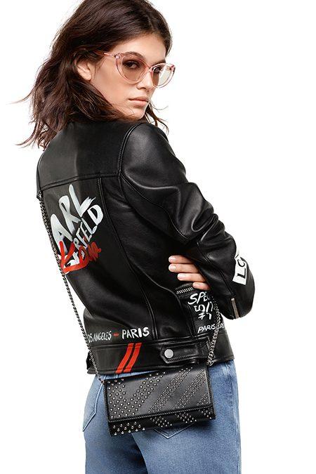 Karl Lagerfeld x Kaia Gerber: De Paris a Los Angeles
