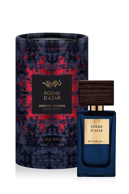 Poème d'Azar : Novo perfume de inverno da Rituals