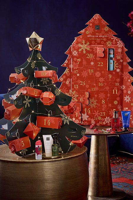 Calendários do Advento: a contagem decrescente para o seu Natal