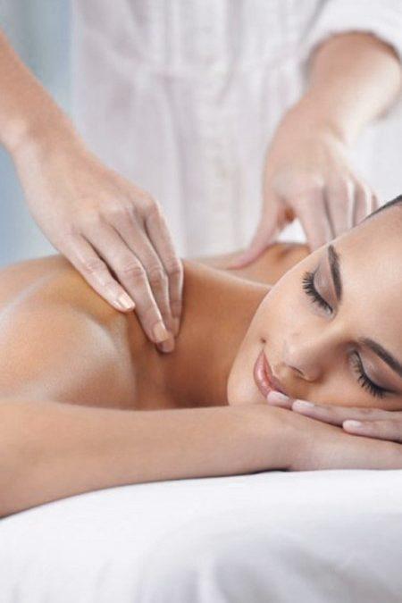 Despeça-se do ano com uma massagem relaxante