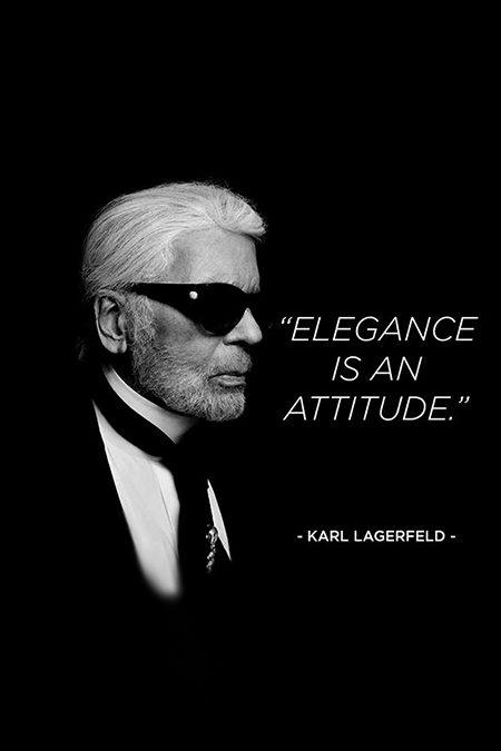 Morreu o icónico designer Karl Lagerfeld